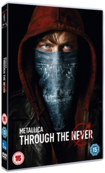 Metallica: Through the Never, DVD  DVD