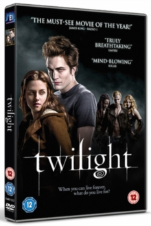The Twilight Saga: Twilight, DVD DVD