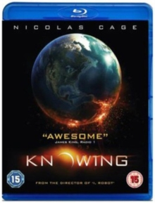 Knowing, Blu-ray  BluRay