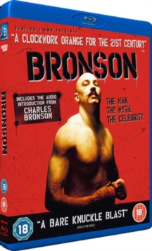 Bronson, Blu-ray  BluRay