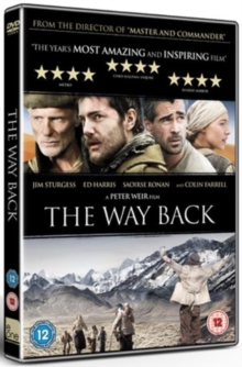 The Way Back, DVD DVD