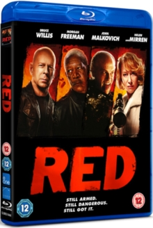 Red, Blu-ray  BluRay