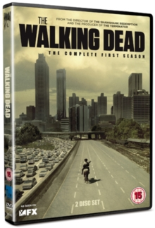 The Walking Dead: The Complete First Season, DVD DVD