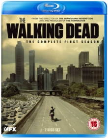 The Walking Dead: The Complete First Season, Blu-ray BluRay