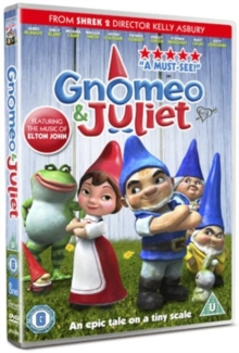Gnomeo and Juliet, DVD  DVD