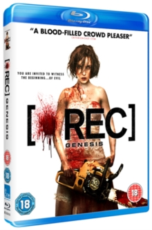 [Rec] 3: Genesis, Blu-ray  BluRay