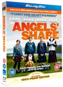 The Angels' Share, Blu-ray BluRay