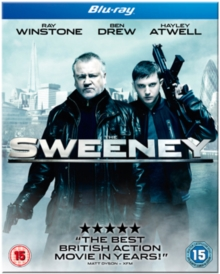The Sweeney, Blu-ray BluRay