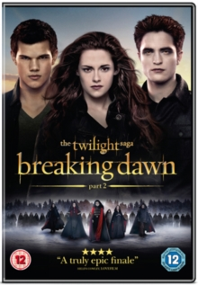 The Twilight Saga: Breaking Dawn - Part 2, DVD DVD