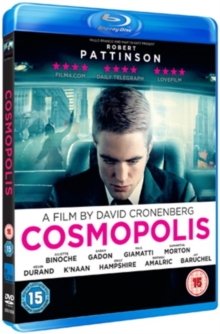 Cosmopolis, Blu-ray  BluRay