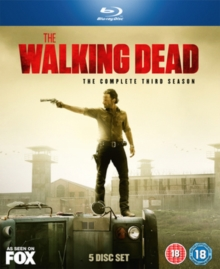 The Walking Dead: The Complete Third Season, Blu-ray BluRay