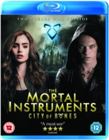 The Mortal Instruments: City of Bones, Blu-ray BluRay