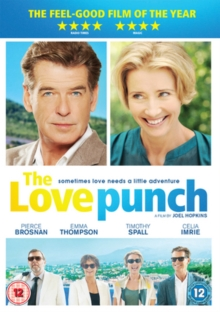 The Love Punch, DVD DVD