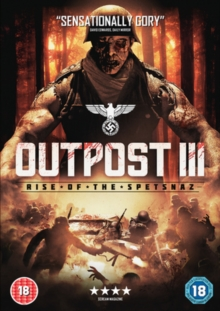 Outpost III - Rise of the Spetsnaz, DVD  DVD