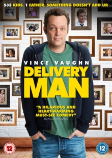 Delivery Man, DVD  DVD