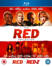 Red/Red 2, Blu-ray  BluRay