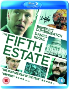 The Fifth Estate, Blu-ray BluRay