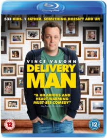 Delivery Man, Blu-ray  BluRay