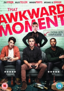 That Awkward Moment, DVD  DVD