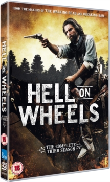 Hell On Wheels: The Complete Third Season, DVD  DVD