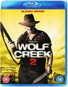 Wolf Creek 2, Blu-ray  BluRay