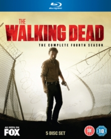 The Walking Dead: The Complete Fourth Season, Blu-ray BluRay