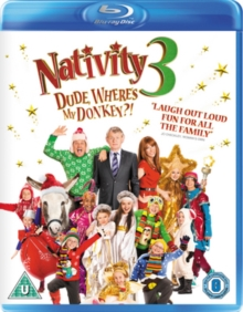 Nativity 3 - Dude, Where's My Donkey?, Blu-ray  BluRay