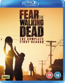 Fear the Walking Dead: The Complete First Season, Blu-ray  BluRay