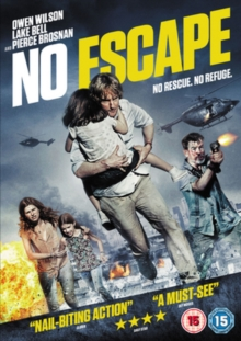 No Escape, DVD  DVD
