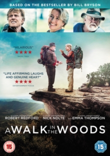 A   Walk in the Woods, DVD DVD