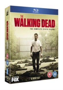 The Walking Dead: The Complete Sixth Season, Blu-ray BluRay