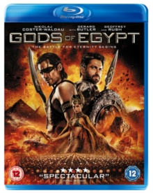 Gods of Egypt, Blu-ray BluRay