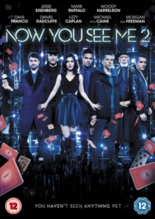 Now You See Me 2, DVD BluRay