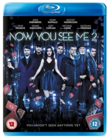 Now You See Me 2, Blu-ray BluRay