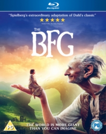 The BFG, Blu-ray BluRay