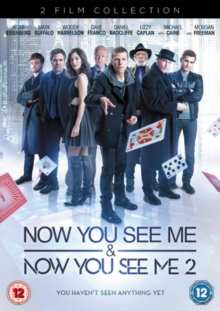 Now You See Me/Now You See Me 2, DVD DVD