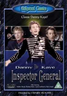 The Inspector General, DVD DVD