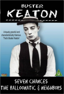 Buster Keaton: Seven Chances/The Balloonatic/Neighbours, DVD  DVD