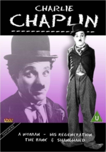 Charlie Chaplin Collection: Volume 4, DVD  DVD