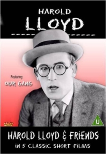 Harold Lloyd and Friends: Three Classic Shorts, DVD  DVD