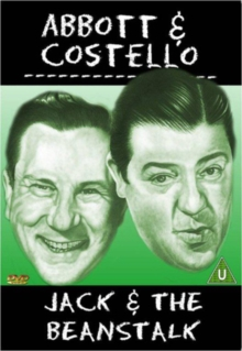 Abbott and Costello: Jack and the Beanstalk, DVD  DVD