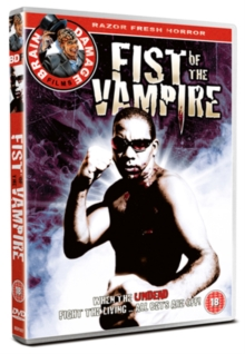 Fist of the Vampire, DVD  DVD