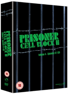 Prisoner Cell Block H: Volume 4 - Episodes 97-128, DVD  DVD