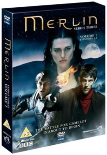 Merlin: Series 3 - Volume 1, DVD  DVD