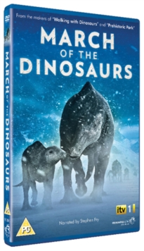 March of the Dinosaurs, DVD  DVD