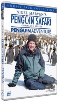 Nigel Marven's Penguin Safari: The Complete Series and Penguin..., DVD  DVD