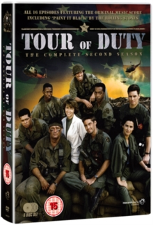 Tour of Duty: Complete Season 2, DVD  DVD