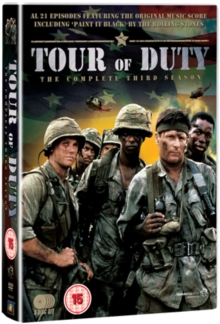 Tour of Duty: Complete Season 3, DVD  DVD