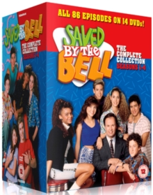 Saved By the Bell: The Complete Series, DVD  DVD