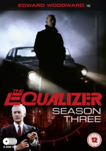 The Equalizer: Series 3, DVD DVD